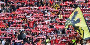 Federação francesa de futebol limita a € 10 ingresso pago pelo visitante