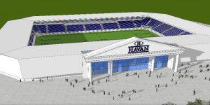 Havan construirá e terá naming right de novo estádio do Brusque