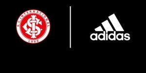 Adidas retoma protagonismo e fecha com o Internacional por três temporadas