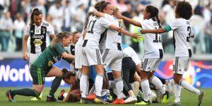 Juventus planeja estádio apenas para sua equipe feminina