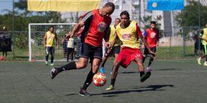 Lays ativa Champions League em ação surpresa com Cafu e Paulo Sérgio