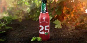 Juntos desde 1992, Liverpool e Carlsberg renovam patrocínio