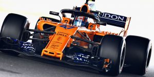 McLaren busca na NFL novo diretor de marketing