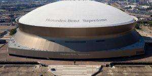 Reforma do Mercedes-Benz Superdome custará US$ 450 milhões