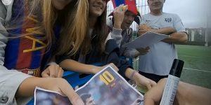 Gatorade faz experiência de treino de realidade virtual com Lionel Messi