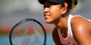 Naomi Osaka é a nova embaixadora global da MasterCard