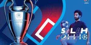 """Pepsi """"veste a camisa"""" e lança lata com troféu da Liga dos Campeões"""