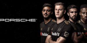 Los Angeles FC fecha parceria com Porsche