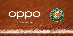 Oppo torna-se o primeiro parceiro chinês de Roland Garros