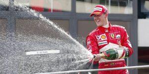 Autorizado pela família, Michael Schumacher terá documentário sobre sua carreira