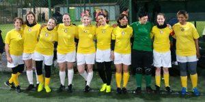 Vaticano anuncia a criação de time de futebol feminino