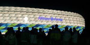 Bayern de Munique terá inteligência artificial para barrar armas no estádio