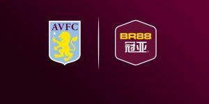 Após máster histórico, Aston Villa fecha com BR88 para manga