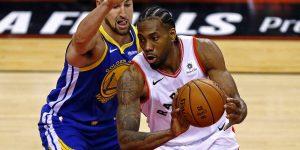 Band comemora números obtidos com a série decisiva da NBA