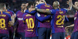 Três marcas deixarão o FC Barcelona para a próxima temporada