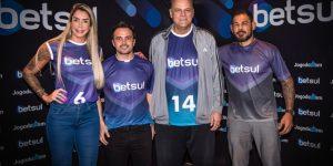 Com quarteto de peso, site de apostas esportivas é lançado em SP