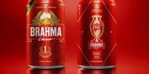 Brahma ativa Copa América com lata que leva a tour virtual pelo Mineirão