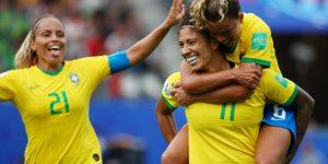 Marcas ativam 'real-time' em estreia do Brasil na Copa do Mundo feminina