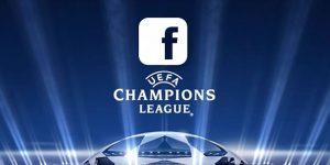 Champions League no Facebook reuniu 24 milhões de torcedores na América Latina