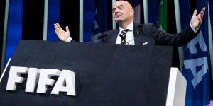 Gianni Infantino é reeleito presidente da Fifa