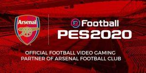 Após Barcelona, Arsenal renova acordo com Konami