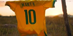 Marta é a nova garota-propaganda de Brahma