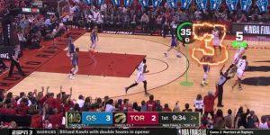 ESPN inova em transmissão da NBA para atrair adolescentes
