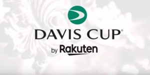 Rakuten fecha title sponsor da Copa Davis