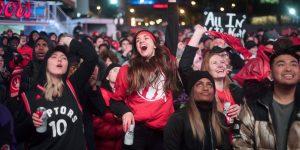 Toronto Raptors impulsiona interesse do jovem canadense pelo basquete