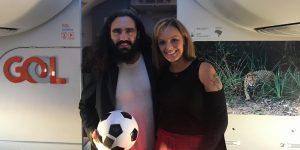 Com Sorín, GOL faz voo da Argentina para o Brasil pela Copa América 2019