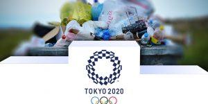 Tóquio-2020 terá pódios feitos de plástico reciclado