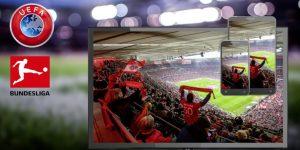 Bundesliga estreia plataforma de streaming da Uefa