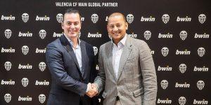 Bwin segue tendência e fecha patrocínio máster com o Valencia