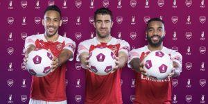 Arsenal anuncia acordo com empresa de apostas on-line VBET