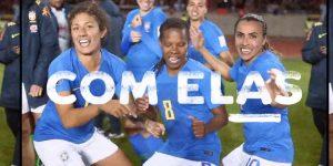 Vivo quer brasileiros jogando junto com seleções feminina e masculina