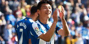 Jogador chinês motiva acordo entre Espanyol e China Mobile
