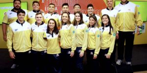 Ajinomoto apresenta time olímpico para Tóquio 2020