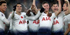 Por £ 320 milhões, Tottenham renova patrocínio máster com AIA