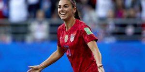 Alex Morgan lançará veículo de mídia para destacar atletas mulheres