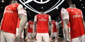 Ação da Adidas com Arsenal vira alvo de preconceito