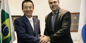 COB fecha parceria de cooperação técnica com cidade de Hamamatsu