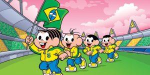 COB fecha parceria com Turma da Mônica para Jogos Olímpicos de Tóquio