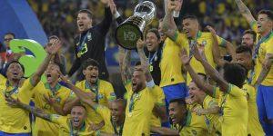 Decisão da Copa América bate recorde de renda no futebol brasileiro