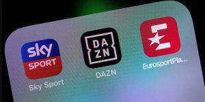 DAZN fecha com Discovery para ganhar mercado europeu