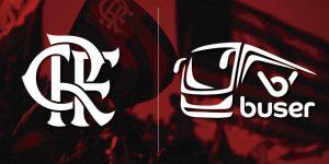 Flamengo fecha patrocínio e terá aplicativo Buser para mangas