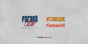 Com rodízio de marcas, Foxlux retoma parceria com Paraná Clube