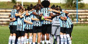 Grêmio anuncia patrocínio exclusivo para o time feminino