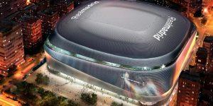 Por estádio, Real Madrid retoma parceria com Telefónica