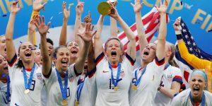 Subvalorização de patrocínios do futebol feminino é de US$ 1.2 bilhão