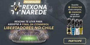 Rexona lança promoção para levar clientes à final da Libertadores